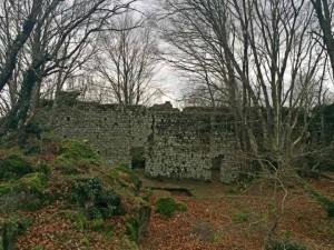 Die Burg vom Sassoforte140kB